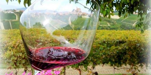 Feestwijnen Degustatie - Piemonte met Barolo's, Barbaresco's enz vanaf 10 €