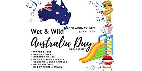 Australia Day Family Fun Day tickets