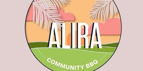 Alira Community BBQ tickets