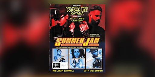 Summer Jam - Leigh, Auckland (RnB, Hip Hop)