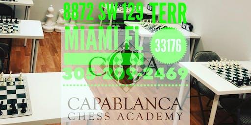 Free Chess Play Night