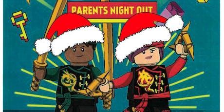 Brick jitsu Kids Night Out tickets