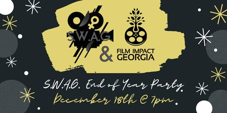 SWAG & FIG End of Year Party tickets