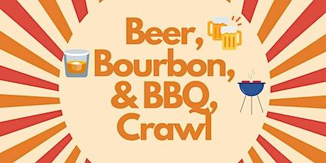 BBQ, Beer, & Bourbon Crawl: St. Pete tickets
