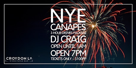 NYE Party - Cronulla tickets