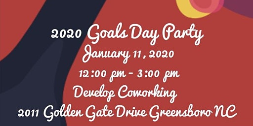 2020 Goals Day Party