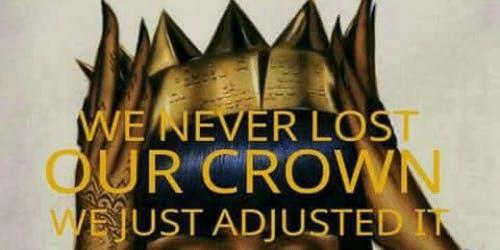 Queens Adjust Your Crown
