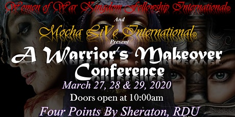 A Warriors Make Over Conference tickets
