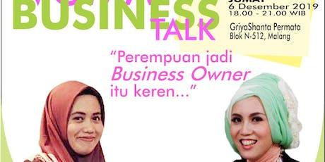 Bincang Bisnis Emak-emak tickets