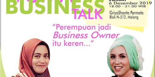 Bincang Bisnis Emak-emak