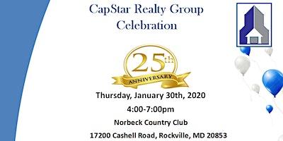 CapStar 25th year anniversary celebration event