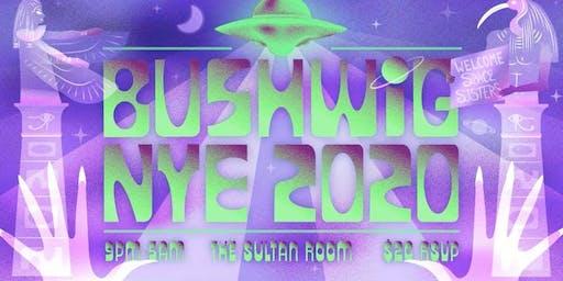 RSVP: Bushwig NYE 2020