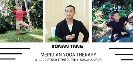 Meridian Yoga Therapy with Ronan Tang tickets