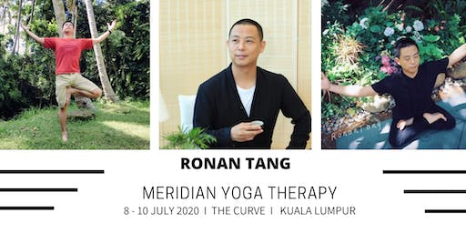 Meridian Yoga Therapy with Ronan Tang