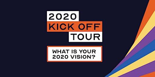 2020 KICKOFF EVENT - SA