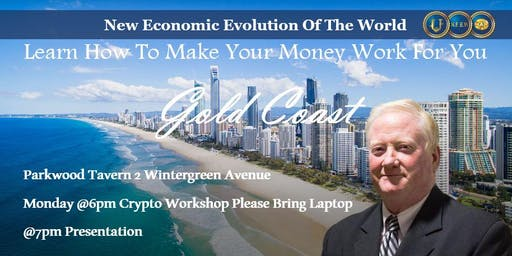 New Economic Evolution of the World GOLD COAST