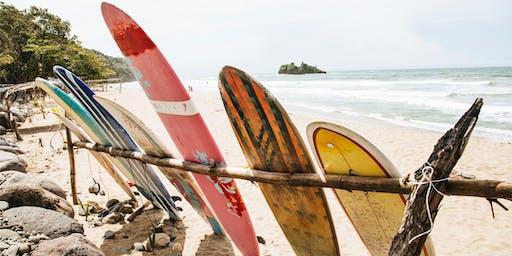 Mini Surfboards - Summer Holiday Program