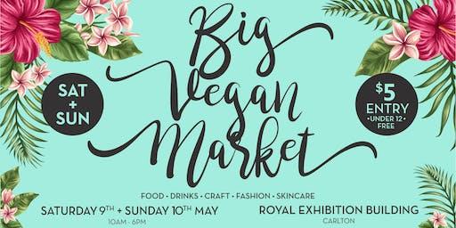 2020 Big Vegan Market Presented by Melbourne Vegan Eats