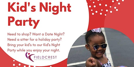 Kid's Night Party (Parent Night Off) tickets
