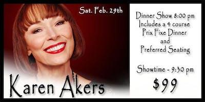 Karen Akers - February 29th, 2020