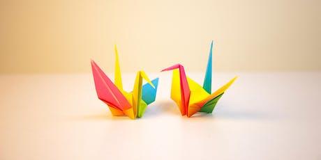 Origami - Summer Holiday Program tickets