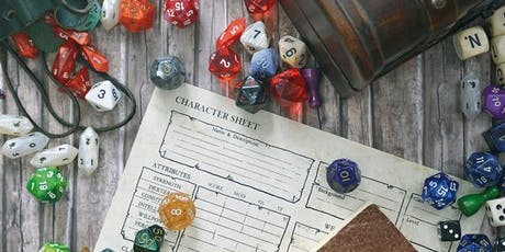 Dungeons and Dragons Party tickets