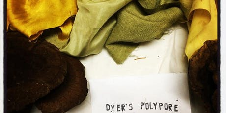 Natural Dyes: Plant + Principle tickets