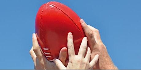 Indoor AFL Footy tickets