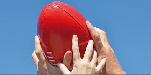 Indoor AFL Footy