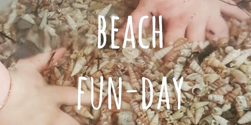 Beach FUN DAY at Hahndorf Come and Play Cafe