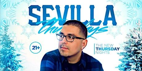 Thursday Nights with DJ FUZE - Sevilla LONG BEACH | THE HIP HOP HOUSE tickets