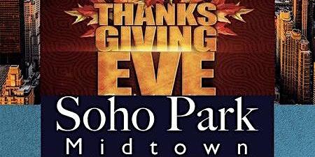 Soho Park New Years Eve NYE 2020