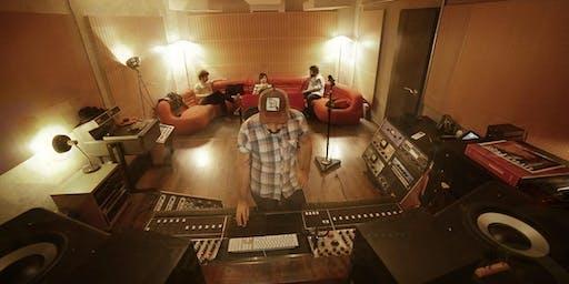 MASTERCLASS de Música y Sonido con Karim Burkhalter