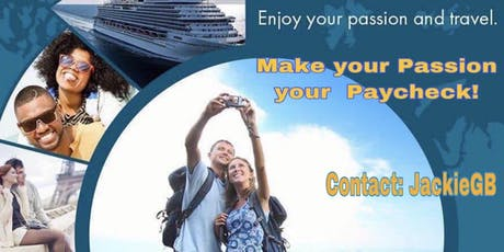 TASTE OF TRAVEL: Home-Based Travel Agent in St. Louis. (LEARN AS YOU EARN!) tickets