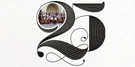 Villa Sinfonia 25th Anniversary Gala