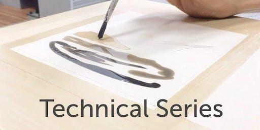 Technical Series: Experimental Printing & Monoprinting