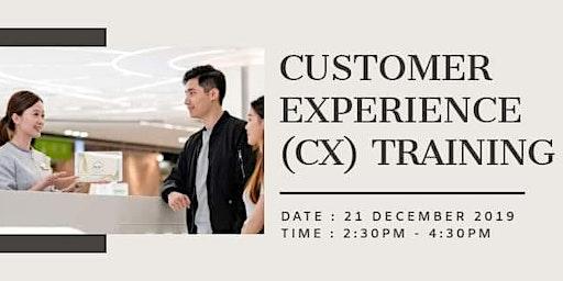 FREE CX Workshop (Customer Experience)