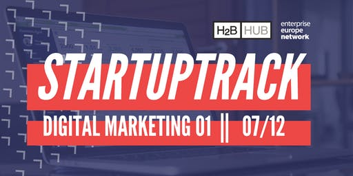 StartupΤrack: Digital Marketing from 0 to 1
