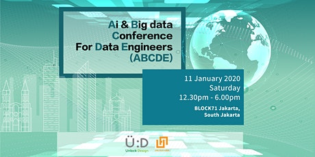 AI & Big data Conference for Data Engineers (ABCDE) tickets