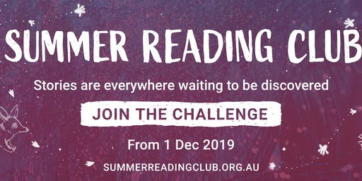 Summer Reading Club  Party