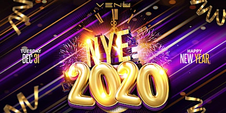 NYE 2020 - Buffalo's Largest Balloon Drop - VENU tickets