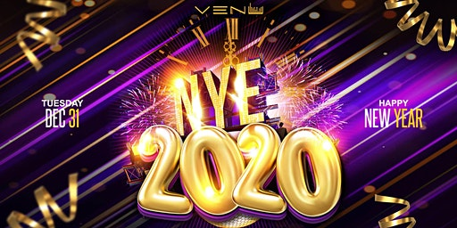 NYE 2020 - Buffalo's Largest Balloon Drop - VENU
