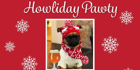 BarkHappy Baltimore: Howliday Pawty Benefiting Baltimore Humane Society tickets