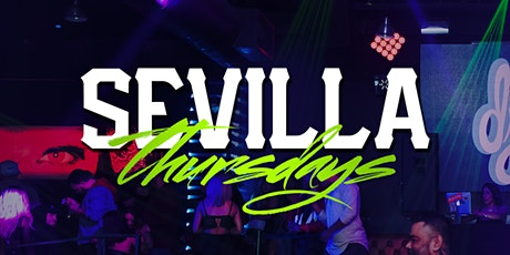 Thursday Nights with DJ VIICIO - Sevilla LONG BEACH | THE HIP HOP HOUSE tickets