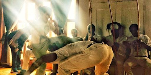 Capoeira Angola: Music & Movement - All Levels
