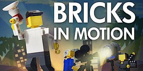 Bricks in Motion: Stop Animation Workshop tickets