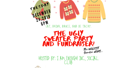 Ugly Sweater Party and Fundraiser tickets