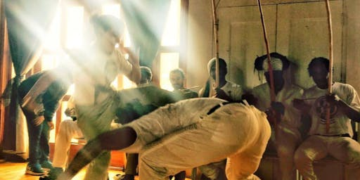 Capoeira Angola: Music & Movement - All Levels