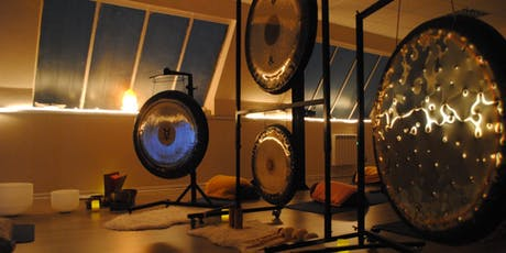 Brighton Gong Bath: Welcoming The Energy of The New Year tickets
