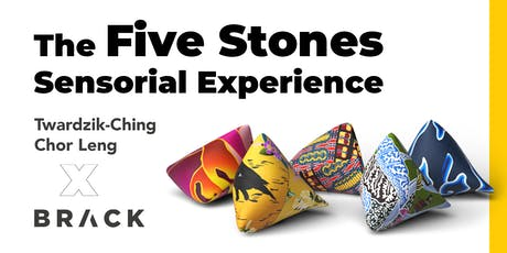 The Five Stones Sensorial Experience tickets